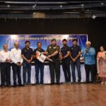 Expedition Falg Off Ceremony